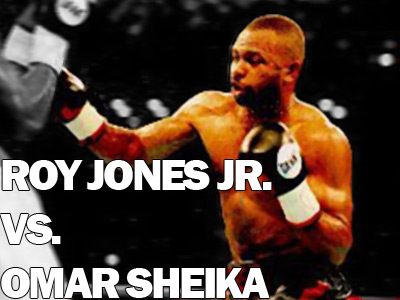 roy jones jr. Roy Jones Jr.:
